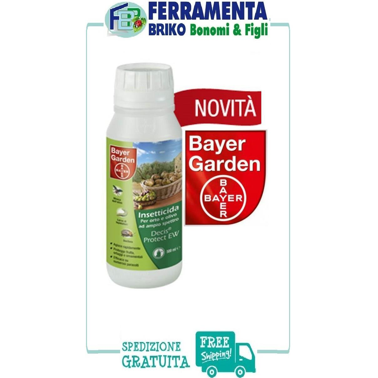 BAYER decis protect 500 ml INSETTICIDA