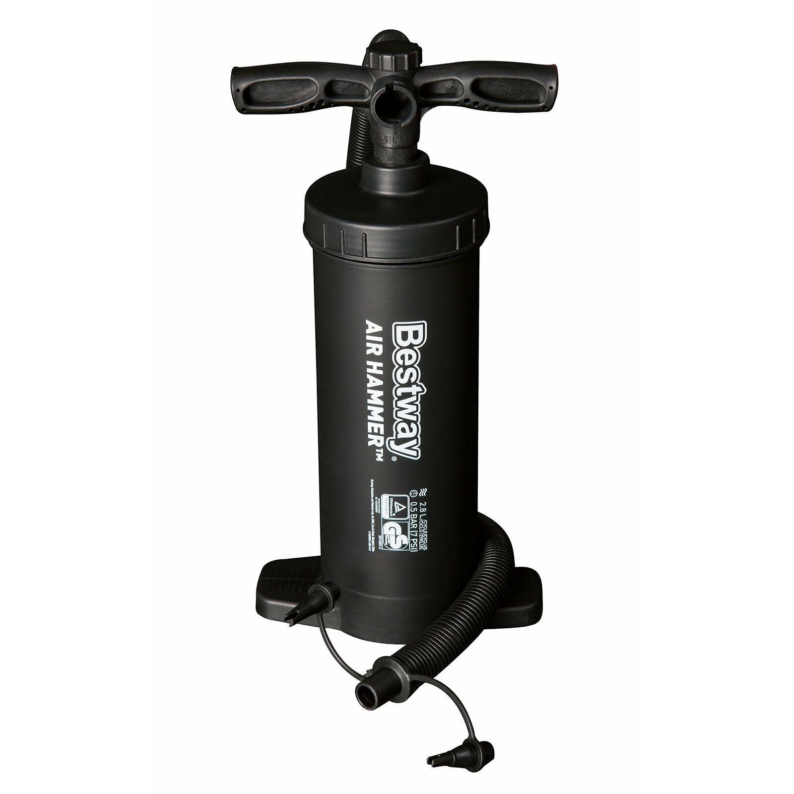 Bestway 62086 pompa alta pressione multifunzioni gonfia/sgonfia