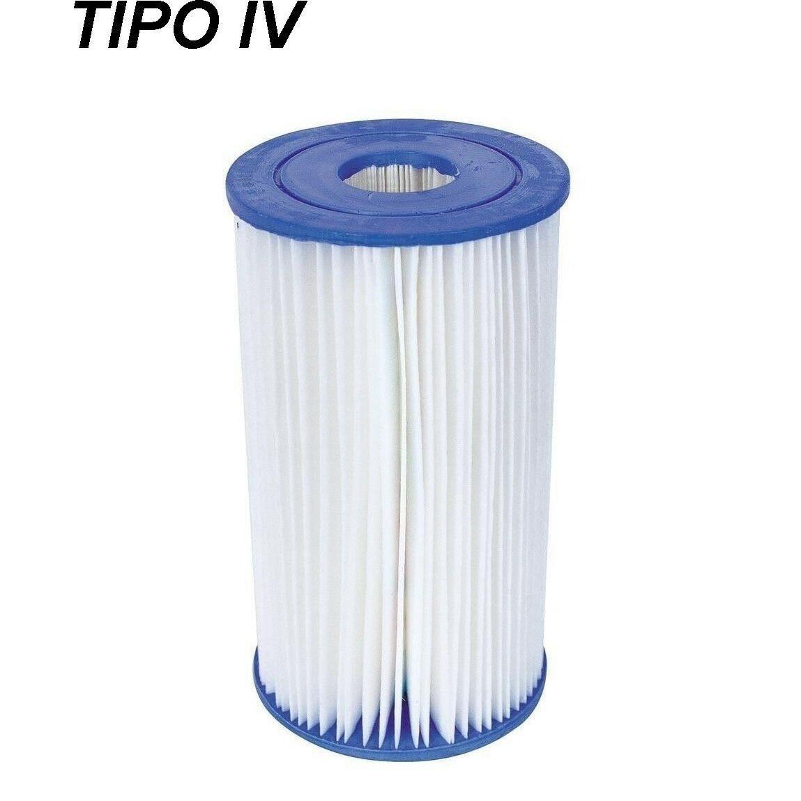 Bestway cartuccia di ricambio per pompa filtro piscina tipo iii 58012