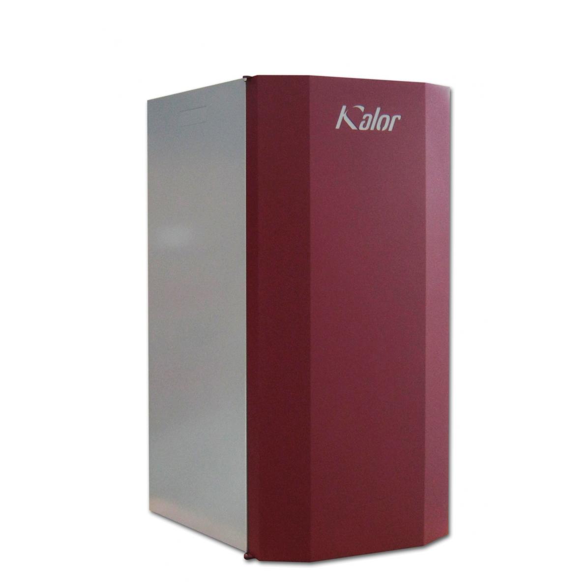 Caldaia idro a pellet Kalor 20 kw per riscaldamento radiatori hydro
