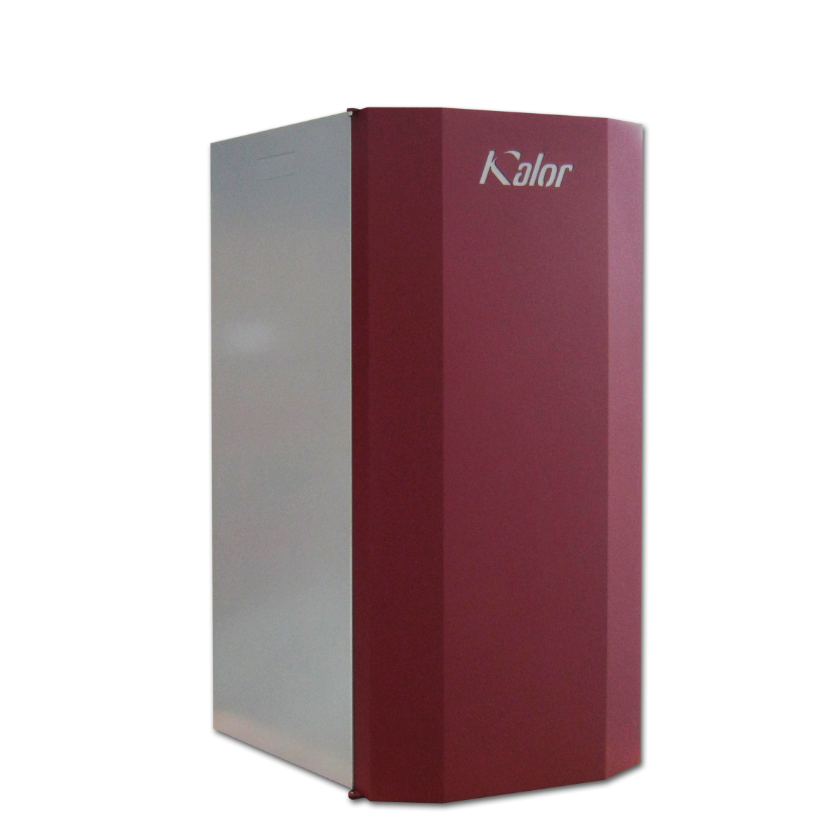 Caldaia idro a pellet Kalor 24 kw per riscaldamento radiatori hydro
