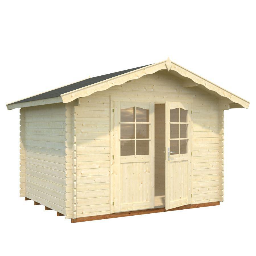 Casa di legno Palmako Vivian 6.9 m2 320x260cm