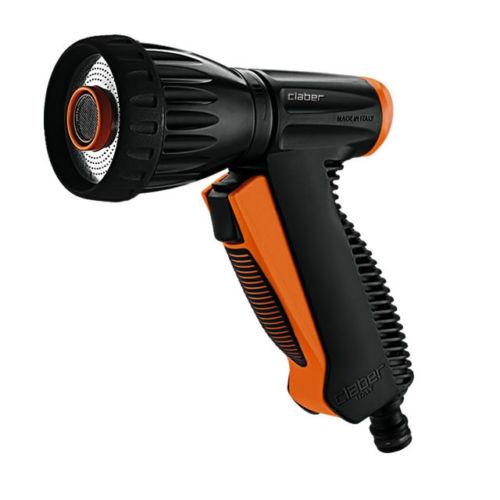 CLABER 9565 Lancia pistola Balcony irrigazione giardinaggio impugnatura gomma