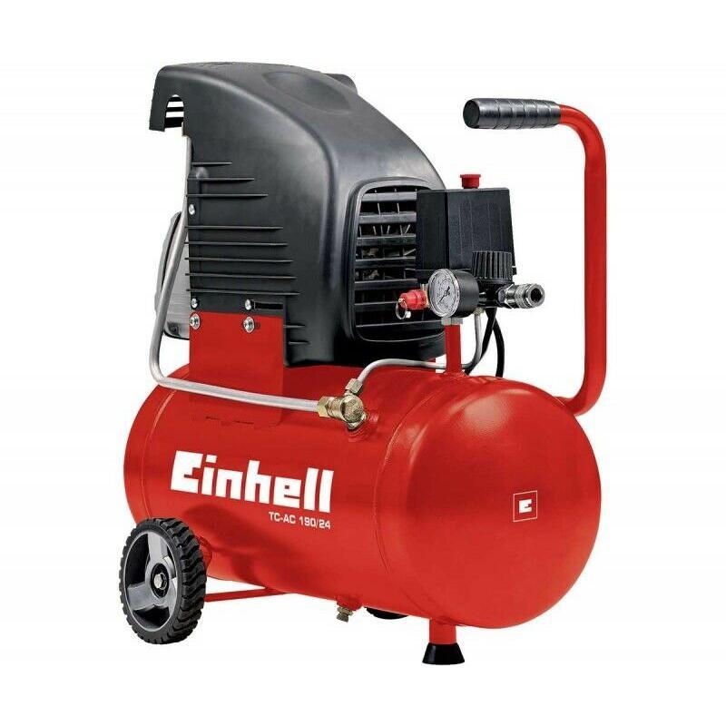 Compressore 24lt TC-AC 190-24-8 Einhell