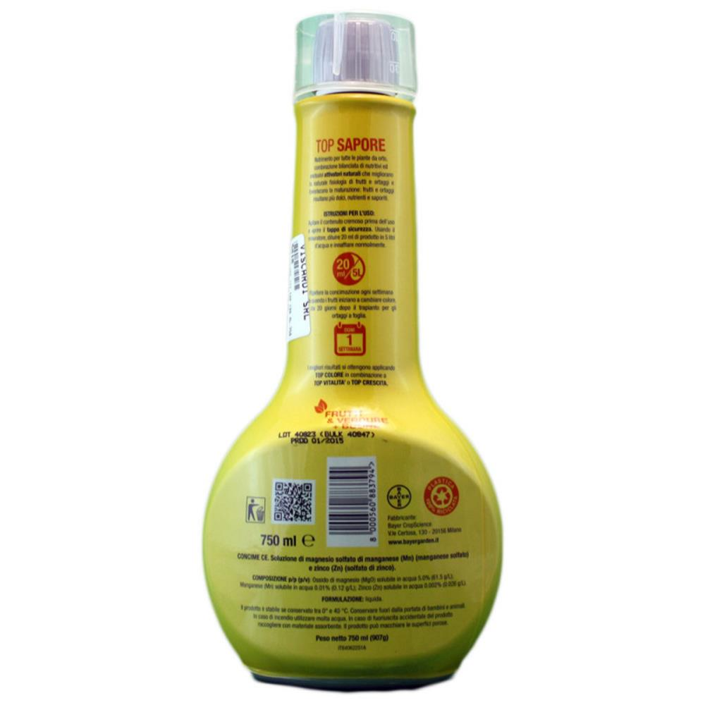 Concime Minerale TOP SAPORE BAYER - 750ML