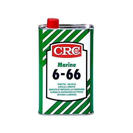 CRC 6-66 MARINE LUBRIFICANTE ANTICORROSIVO 1 LT
