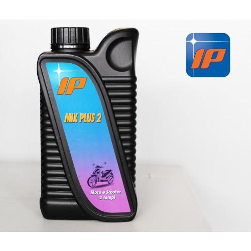 IP MIX PLUS 2 DA 1 LT. OLIO MINERALE MISCELA MOTORE A DUE TEMPI MOTO SCOOTER