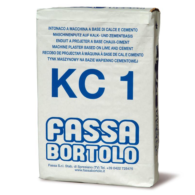 KC 1  Intonaci Calce Cemento