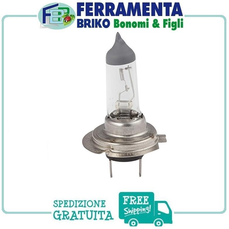 Lampadina Alogena Prime Lux h7 12v 60/55w anabbaglianti e abbaglianti START