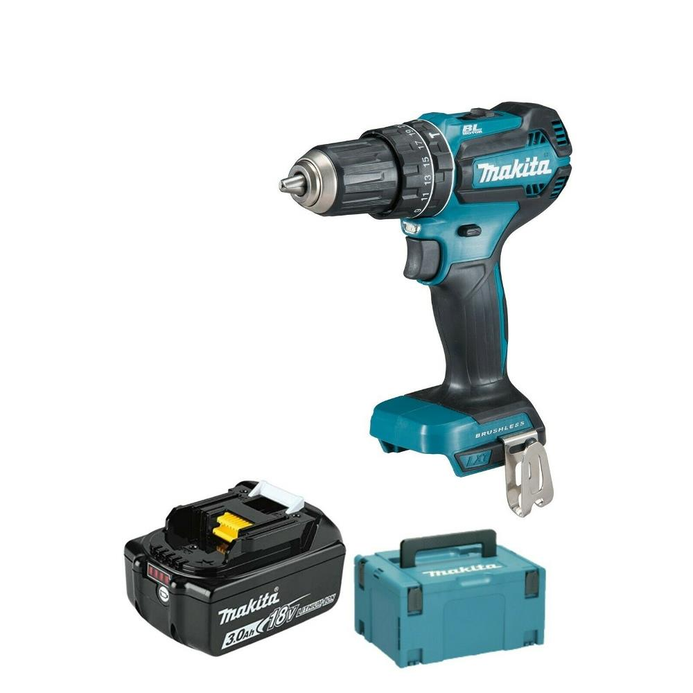 MAKITA trapano avvitatore brushless DHP485ZJ