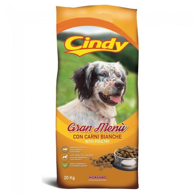 Mangime cane adulto CINDY MORANDO 20 kg