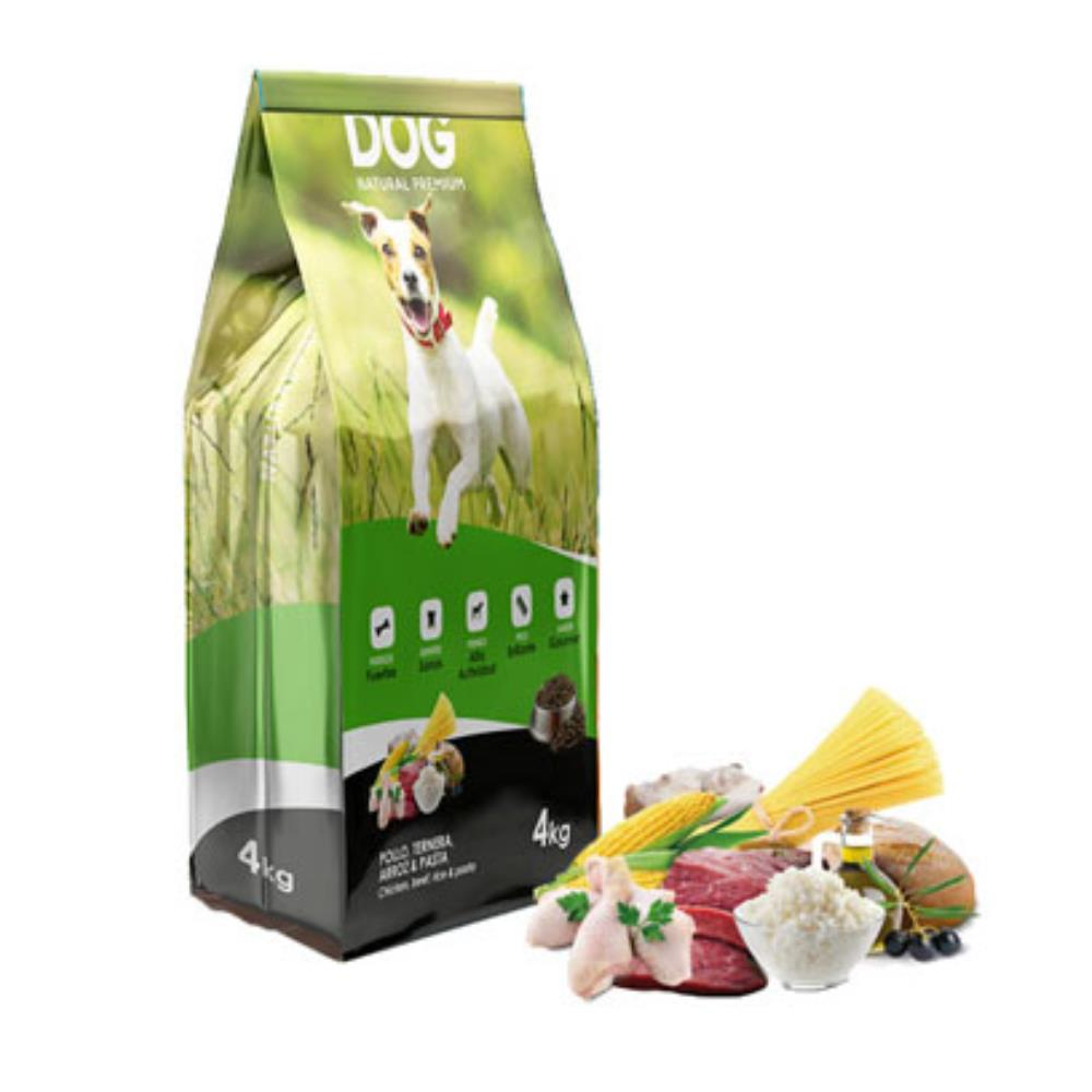 MANGIME COMPLETO PER CANI ADULTI 4 KG MINI DOG NATURAL PREMIUM