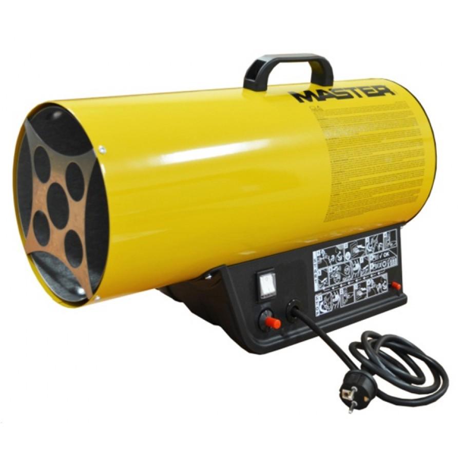 Master Generatore cannone aria calda portatile a gas butano o propano BLP17M