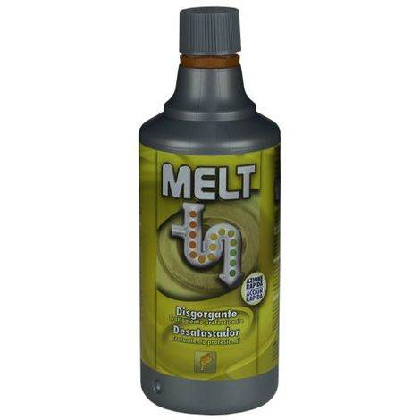 MELT Disgorgante sgorgante acido sturalavandino forte 750 ml