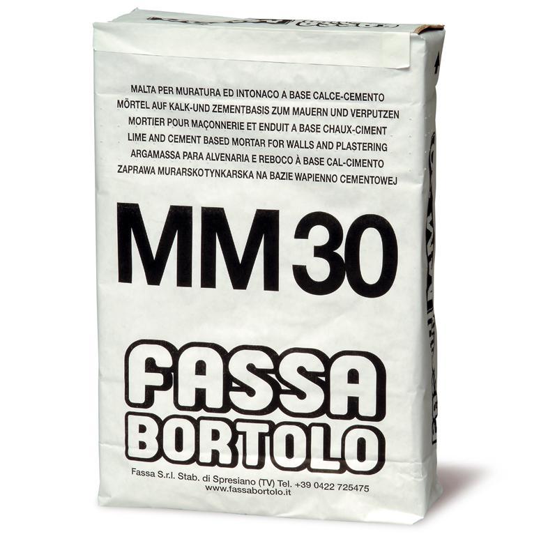 MM 30 - Malta Cementizia Per Muratura