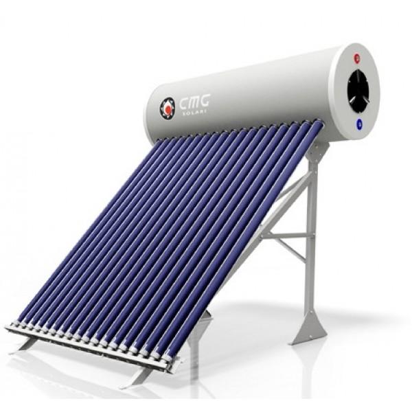 Pannello Solare A Caduta Naturale : Pannelli solari a circolazione naturale