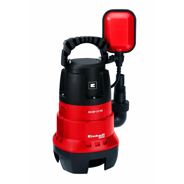 Pompa sommersa elettrica acque scure Einhell GH-DP 3730 - elettropompa da 370 W
