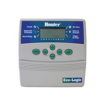 Programmatore  Centralina Hunter Eco-Logic 4 stazioni zone ELC-401I-E