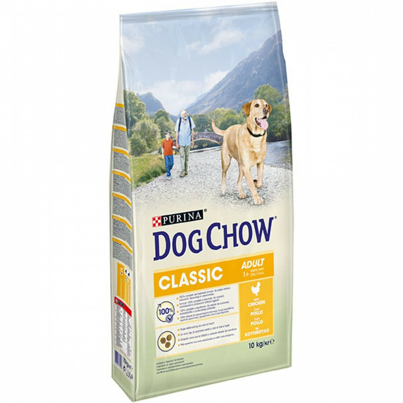 PURINA DOG CHOW CLASSIC pollo 10Kg