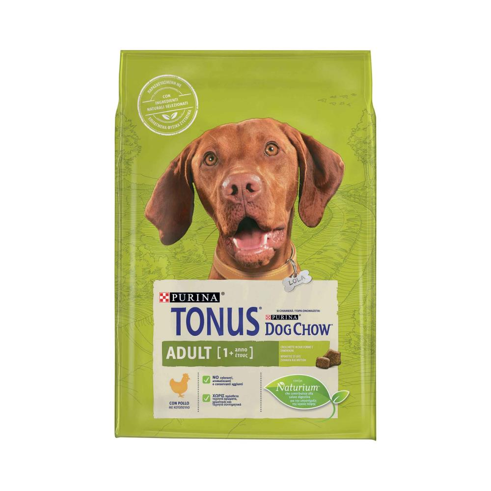 Purina Tonus Dog Chow Adult Con Pollo KG. 2,5