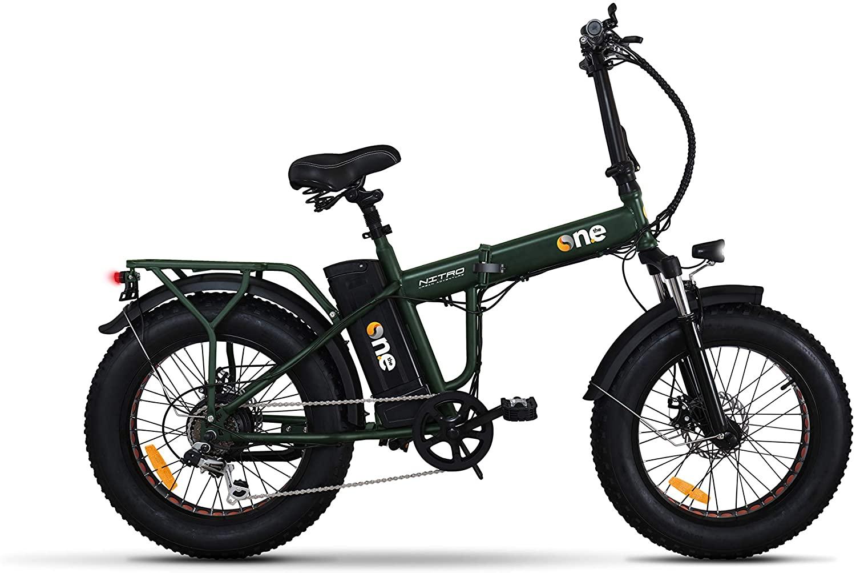The One Bicicletta Elettrica Nitro