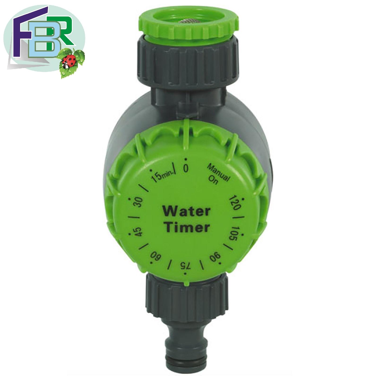 Timer Manuale Di Irrigazione Con Presa Rubinetto 3 4 Per Cura Giardino Ribiland